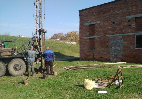 Водозаборные сооружения (водозаборы № 1 и 2) в городе Горячий Ключ Краснодарского края