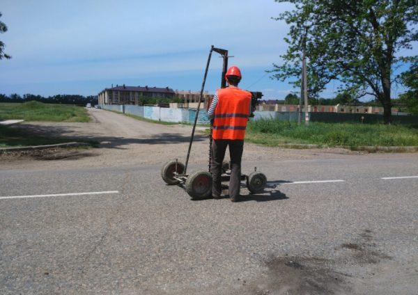 Автомобильная дорога Подъезд к п. Пригородный, км 0+056 – 6+609 в городе Краснодар