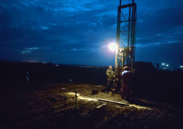 Газопровод-отвод и УРГ к ПГУ-ТЭС «Ударная»